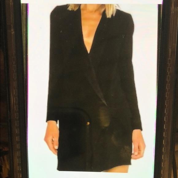 062892c6ce87a4 Haute Hippie Dresses & Skirts - Haute Hippie Blazer dress women's size 2